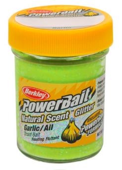 Powerbait - Chartreuse / Garlic