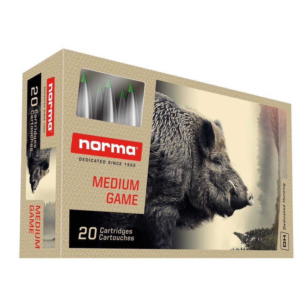 Norma Ecostrike 9