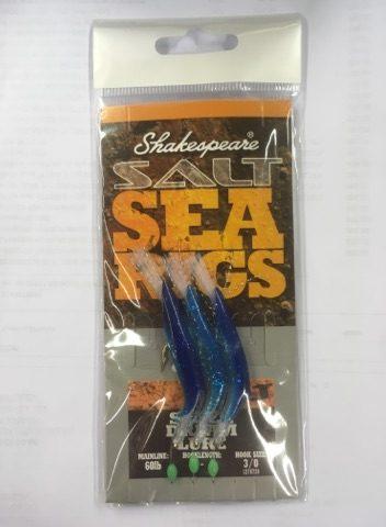 SHAKESPEARE SEA RIGS - SILVER DREAM LURE