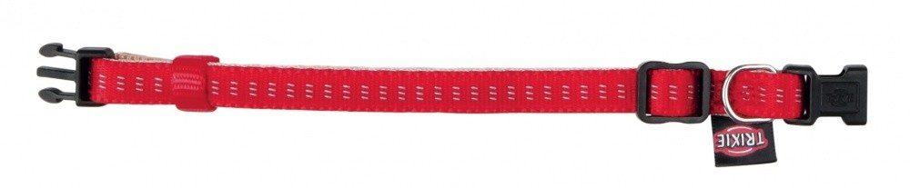 Trixie - Elegance Softline Halsbånd M - L Rød