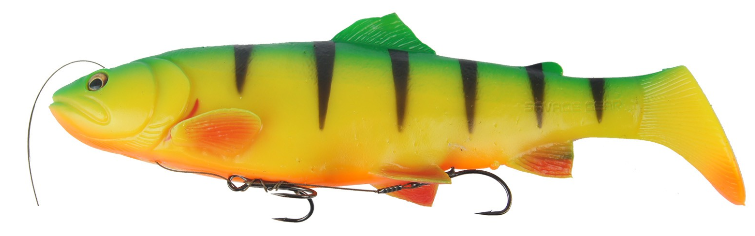 Savage Gear 3D Trout Rattle Shad - 27