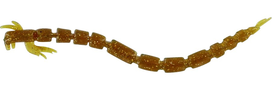 Westin - Bloodteez 7.5cm 8pcs - Motoroil Gold