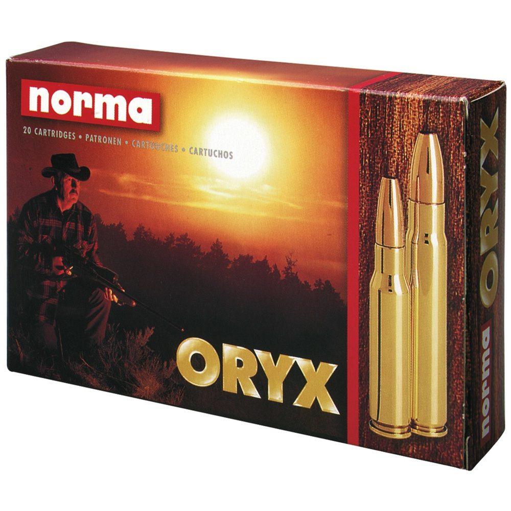 Norma Oryx 8x57JRS 12