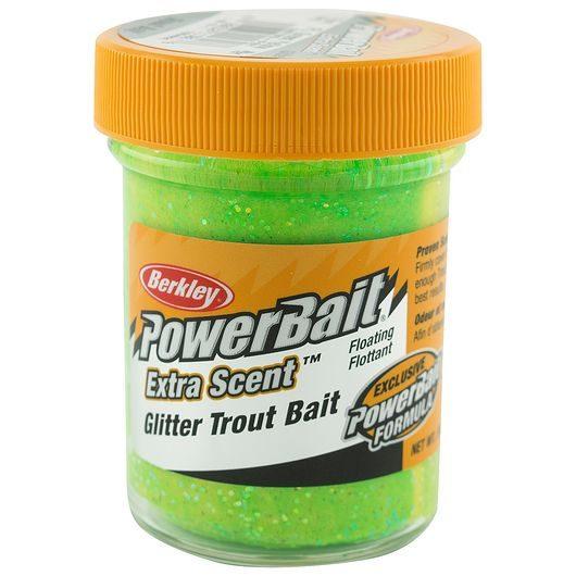 POWERBAIT - GREEN YELLOW