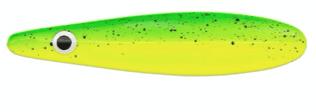 ABU MO TROUT INLINE 6g - YELLOW GREEN BLCK DOTS