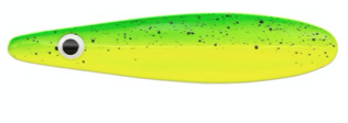 ABU MO INLINE 16g - YELLOW GREEN BLCK DOTS