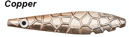 Kinetic Møn Inline 17g - COPPER