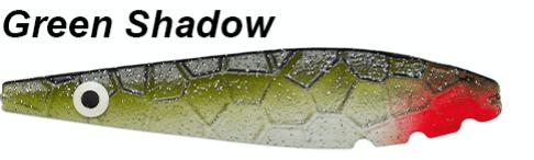 Kinetic Møn Inline 17g - GREEN SHADOW
