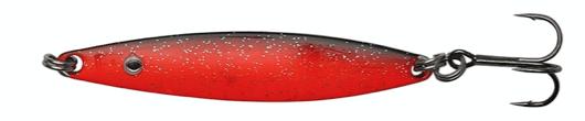 HANSEN FIGHT 76mm 15g - UV RED BLACK
